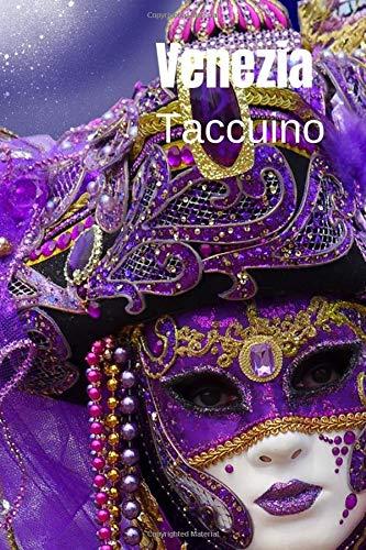 Venezia Taccuino: Taccuino | Diario | Notebook | Quaderno - DIN A5 - Venezia Cover - regalo per amici e famiglia