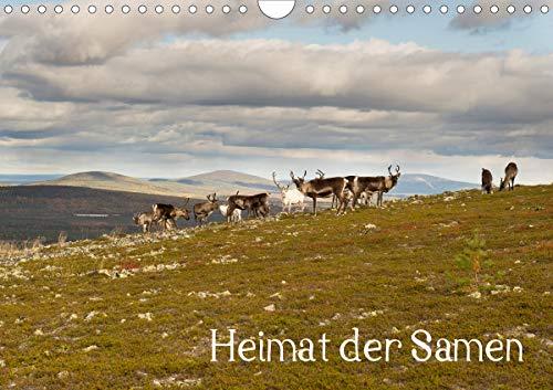 Heimat der Samen (Wandkalender 2021 DIN A4 quer)