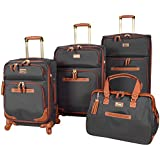 Steve Madden 4 piece Luggage With Spinner...