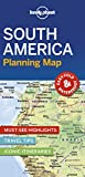 South America Planning Map - 1ed - Anglais