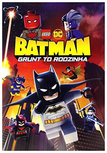LEGO DC: Batman - Family Matters [DVD] (Deutsche Sprache. Deutsche Untertitel)