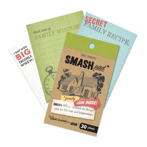 Smash Book Family Pad