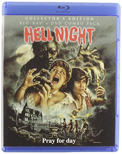 Hell Night - Collector's Edition [BD Combo Pack] [Blu-ray]