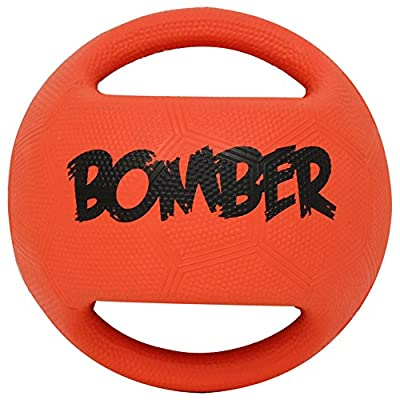 Zeus Bomber Ball for Pets, 7-Inch from Zeus