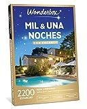 WONDERBOX Caja Regalo - MIL & UNA Noches con Encanto - una Estancia con Diferentes Opciones a Elegir Entre 2.200 estancias con Encanto para Dos Personas.