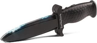 Guard Dog Security Onguard Stun Gun with Dual LED Flashlights, Black