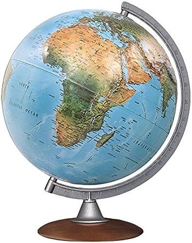 Nova Rico 30cm Tactile Relief Illuminated Globe