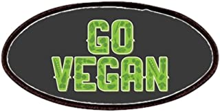5790c29b5ef03 CafePress - Go Vegan - Patch