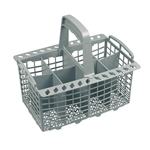 Ariston Indesit C00094297 Panier à couverts pour lave-vaisselle Gris 240 x 175 x 220 mm
