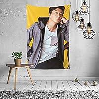 田中圭 俳優 タペストリー ンテリアおしゃれ壁掛け 壁飾り多機能 装飾布 ファブリック装飾用品 北欧風 装飾アート 模様替え 部屋 窓カーテン 新居祝い