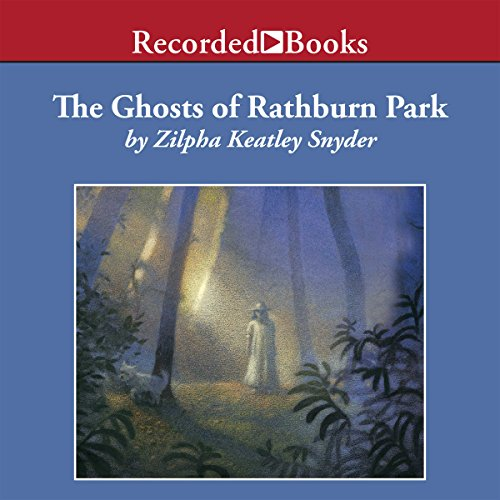 The Ghosts of Rathburn Park audiobook cover art