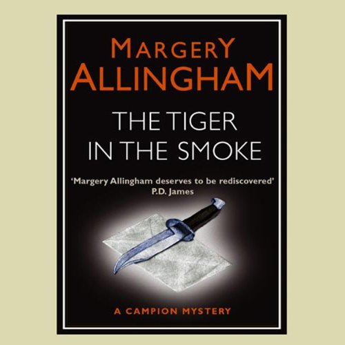 The Tiger in the Smoke Titelbild