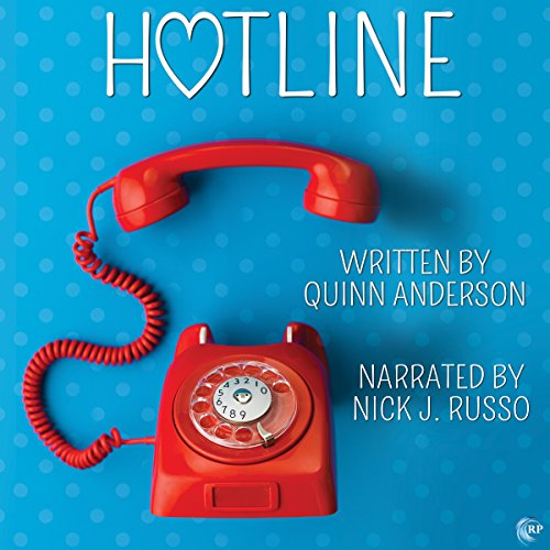 Hotline audiobook cover art