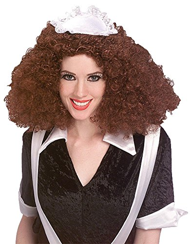 Rocky Horror Magenta Wig Costume Accessory - http://coolthings.us