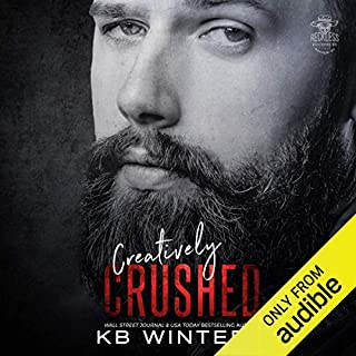 Creatively Crushed                   Written by:                                                                                                                                 KB Winters                               Narrated by:                                                                                                                                 Jay Crow,                                                                                        Summer Morton                      Length: 6 hrs and 47 mins     Not rated yet     Overall 0.0