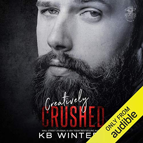 Creatively Crushed audiobook cover art