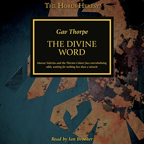 The Divine Word audiobook cover art