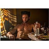 Hugh Jackman 8x10 Photo Xmen Wolverine Les Misérables shirtless