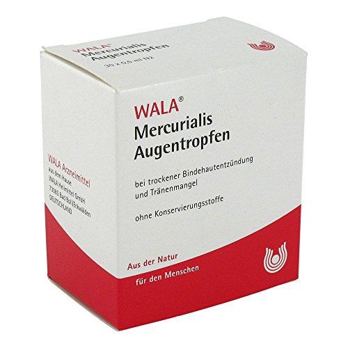 MERCURIALIS AUGENTROPFEN 30X0.5 ml