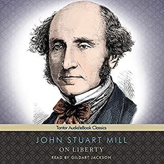 On Liberty audiobook cover art
