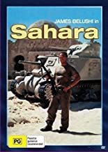 Sahara (1995) (James Belushi) [DVD] UK FORMAT by Alan David Lee