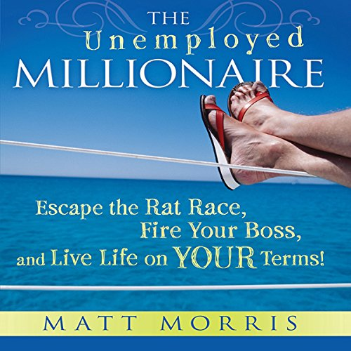 The Unemployed Millionaire cover art