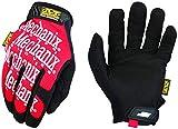 Mechanix Wear - Guantes Originales (X-Grande, Rojo)