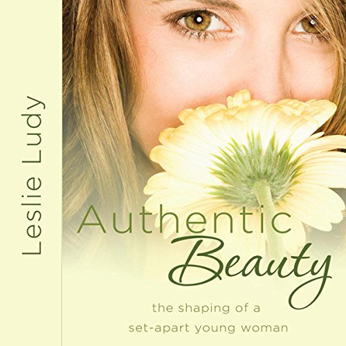 Authentic Beauty audiobook cover art