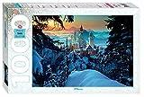 Paso Puzzle Step puzzle79103 Neuschwanstein Castle Bavaria in Winter Travel Collection Puzzle (1000 Piezas)