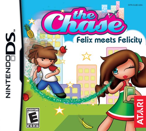 The Chase: Felix Meets Felicity - Nintendo DS [video game]