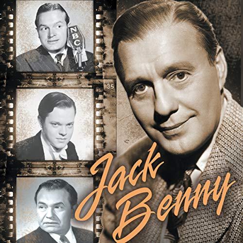 Jack Benny: Picture Parodies audiobook cover art