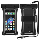 RANVOO Waterproof Phone Case, [Floating] IPX8 Universal Underwater Waterproof Phone Pouch Dry Bag