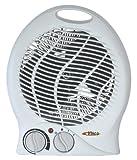 Vinco 70304 Termoventilatore (230 V, 50 Hz, 230 x 135 x 270 mm, 1.1 kg)