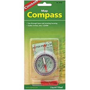 Coghlan's 8162 Map Compass