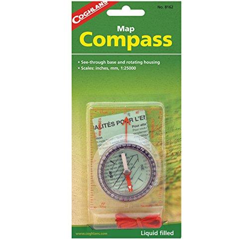 Coghlan's Map Compass, Standard
