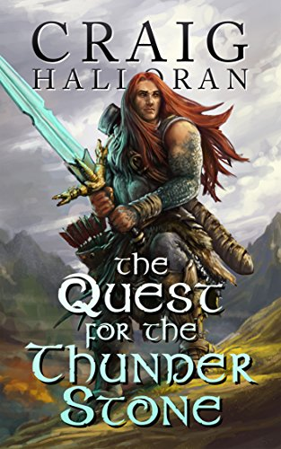The Quest for the Thunderstone:  The Chronicles of Dragon -  Fantasy Short (English Edition)