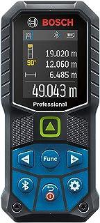 Bosch Professional(ボッシュ) グリーンレーザー距離計(本体、キャリングバッグ、単3形アルカリ乾電池2本付き) GLM50-27CG 【正規品】