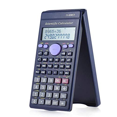 Liapianyun Wissenschaftlicher Taschenrechner, 240 Funktionen LCD-Display Für Geschäft Mittel Und Oberstufenschüler SAT/AP Kann Ihre Effizienz Und Genauigkeit Stark Erhöhen,1