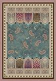 Bassetti Plaid Jaipur   V7-135 x 190