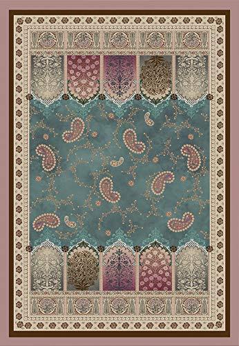 Bassetti Plaid Jaipur | V7-135 x 190