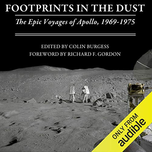 Footprints in the Dust cover art
