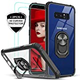 Samsung Galaxy Note 8 Case with 3D Curved Screen Protector [2...
