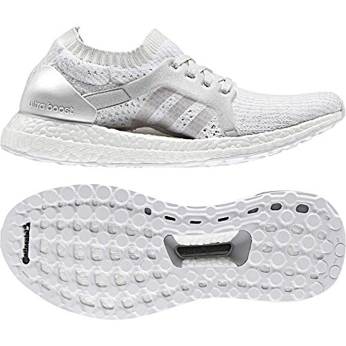 adidas Ultraboost X, Zapatos para Correr para Mujer, Blanco (Ftwbla/griper/Balcri), 38 EU