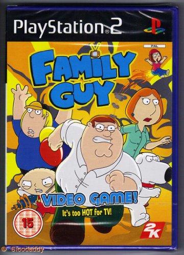 2K Family Guy, PS2, ITA - Juego (PS2, ITA, PS2)