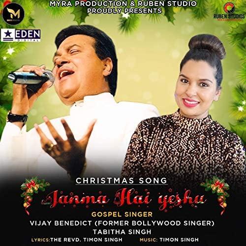 Vijay Benedict & Tabitha Singh