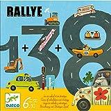 Djeco - Juego Rallye