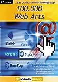100000 Web Arts -
