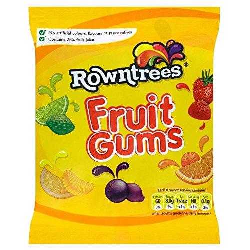 Rowntree Fruchtgummi (170g) - Packung mit 6