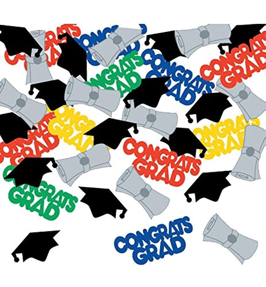 Creative Converting Metallic Diploma Confetti