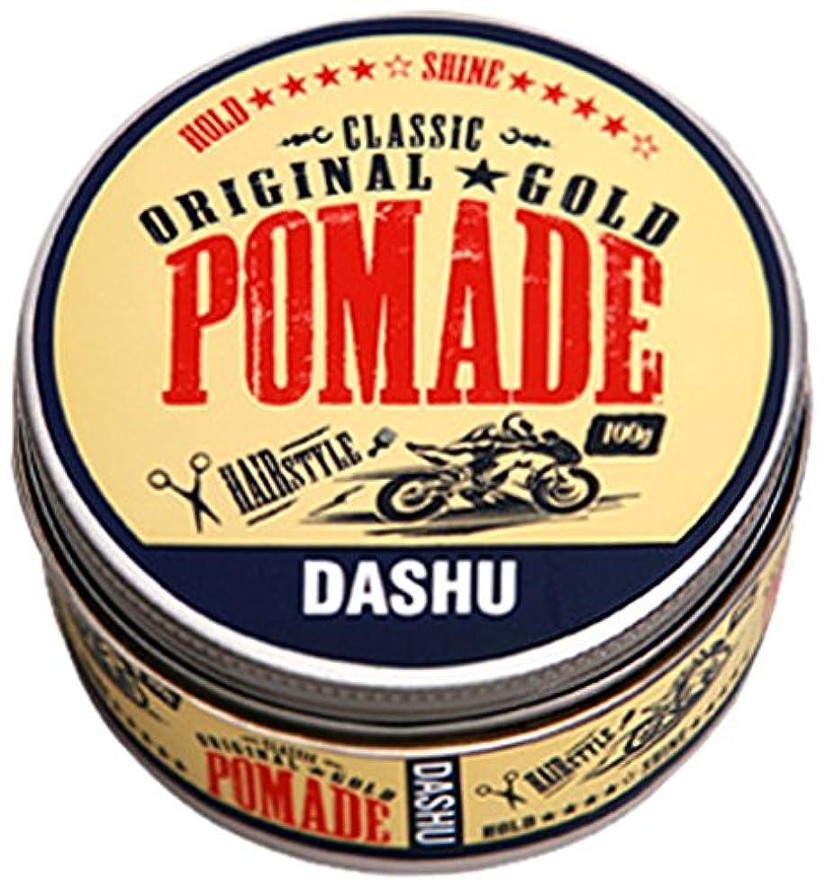 前投薬散文生き物[DASHU] ダシュ クラシックオリジナルゴールドポマードヘアワックス Classic Original Gold Pomade Hair Wax 100ml / 韓国製 . 韓国直送品